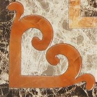Декоративная вставка Infinity Ceramic Tiles Dell Imperatore Taco Light 15x15