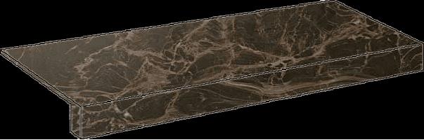 Ступень 620070000498 Supernova Marble Frappuccino Dark Scalino 33x60 Atlas Concorde Russia
