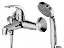 Смеситель для ванны Bravat Fit F6135188CP-B-RUS Хром