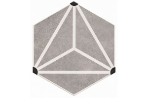 Керамогранит Realonda Ceramica Osaka Grey 28.5x33
