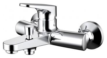 Смеситель для ванны Bravat Eler F6191238CP-01-RUS Хром