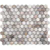 Мозаика Starmosaic Hex Hexagon Vlgp 23x23 30.5x30.5