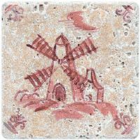 Декор Stone4home Provance Изразцы 3 10x10