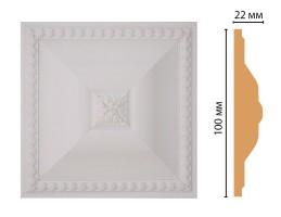 Вставка цветная Decomaster D209-115 (100x100x22 мм)