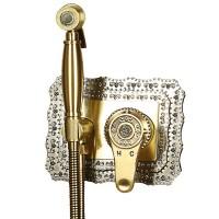 Гигиенический душ со смесителем Bronze de Luxe Windsor 10136 Бронза