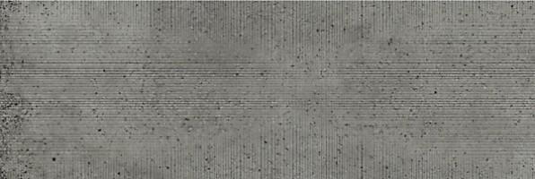 Плитка Aparici Recover Grey Kraft 25.2x75.9 настенная