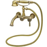 Смеситель для ванны Milacio Vitoria MC.300.BR Бронза
