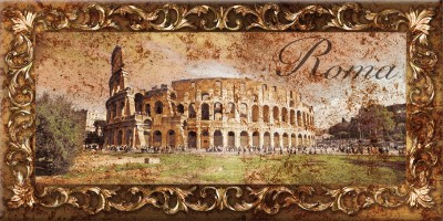 Декор Style Tiles Marco Metalica B Roma 10x20