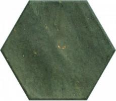 Керамогранит Ribesalbes Ceramica Hope Olive Hex Matt 15x17.3 PT03155