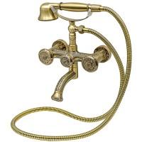 Смеситель для ванны Milacio Almeria MC.301.BR Бронза