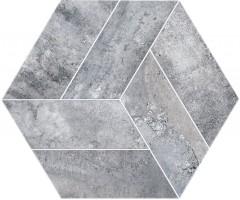 Керамогранит Monopole Ceramica Basalt Grey 20x24