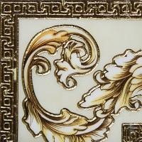 Декоративная вставка Infinity Ceramic Tiles Mola Di Bari Taco Jade 15x15