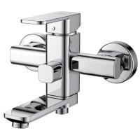 Смеситель для ванны D&K Altportel Rhein DA1333201 Хром