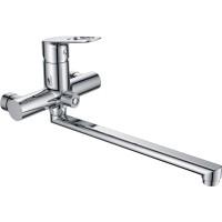 Смеситель для ванны Rush Edge ED7735-51 универсальный Хром