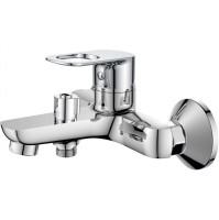 Смеситель для ванны Rush Edge ED7735-44 Хром