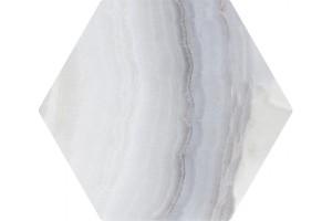 Керамогранит Oset Onyx Grey Hex 20x24