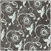 Декор Stone4home Marble Black Motif 2 10x10