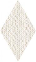 Плитка Tubadzin Coralle Diamond Ivory 11.2x9.6 настенная