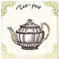 Декор Monopole Ceramica Irish Tea 15x15