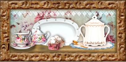 Декор Style Tiles Marco Cocinas B Torta 10x20