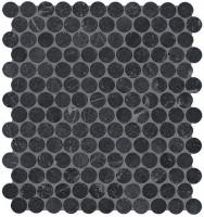 Мозаика Fap Ceramiche Roma Grafite Round Mosaico 29.5x32.5 fLTP