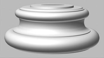 Основание Decomaster-3 90020-3 (D 330x170 мм)