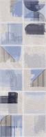 Вставка CDO22D12200A Tokio MATRIX light grey W/DEC M NR Mat 1 20x60 Creto