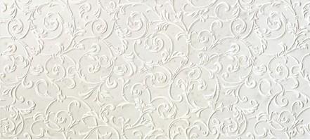 Декор Fap Ceramiche Roma Diamond Acanto Carrara Inserto 50x120 fPQL