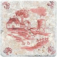 Декор Stone4home Provance Изразцы 6 10x10