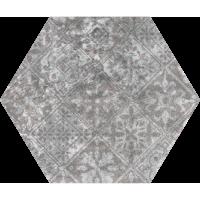 Керамогранит Monopole Ceramica Pompeia Decor Gris 20x24