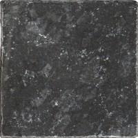 Керамогранит Stone4home Marble Black Tumbled 20x20