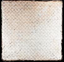 "Керамогранит Ceramiche Di Siena Venus Deco ""С"" (Geometric Line) Lapp Light 45x45"