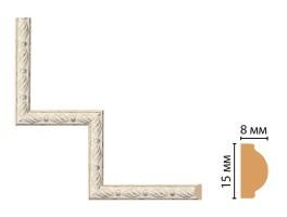 Декоративный угловой элемент Decomaster 130-1-18 (200x200 мм)