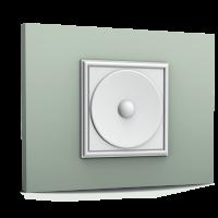 Панель декоративная Orac Decor Autoire W122 (2.6x33.3x33.3 см)
