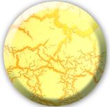 Краска Decomaster «Слоновая кость» с эффектом трещин — финишное покрытие 258103