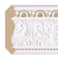 Молдинги Классический белый цвет 115 (Decomaster)