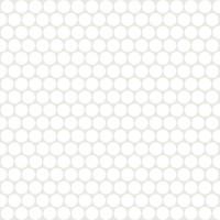Мозаика настенная 735614 Extra Light Mosaico Circle White 30x30 Rex Ceramiche