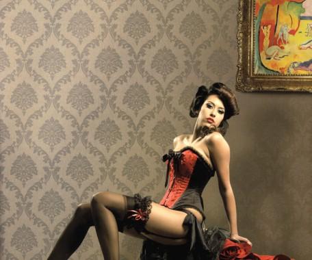 Обои Moulin Rouge (Sangiorgio)