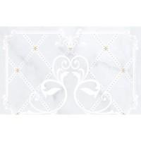 Декор Шахтинская плитка Милана светло-серый 01 25x40 010300000190