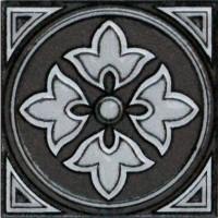 Вставка Belleza Pietra керамогранитная 6х6 W-41