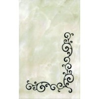Декор Golden Tile Onyx Узор 25x40 И41301