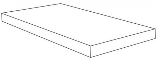 Ступень Italon Room Stone Grey Scalino Ang Dx Cer угловая правая 33x120 620070001233