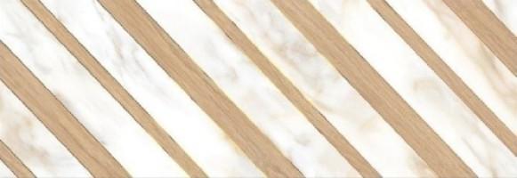 Декор Eletto Ceramica Calacatta Oro Chevron 24.2x70 587882001