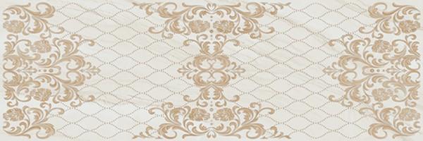 Плитка Porcelanite Dos 1201 Beige Decor 40x120 настенная