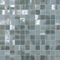 Мозаика Fap Ceramiche Evoque Acciaio Silver Mosaico 30.5x30.5 fKVE