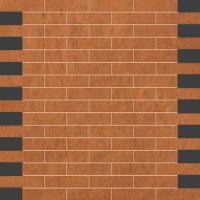 Мозаика fK4X Creta Ocra Brick Mosaico 30.5x30.5 FAP Ceramiche