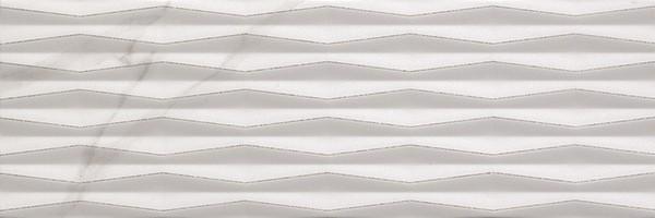 Плитка Fap Ceramiche Roma Fold Glitter Calacatta 25x75 настенная fLT9