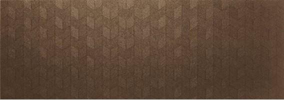 Плитка Fanal Rev. Pearl Copper Chevron 31.6x90 настенная 917551
