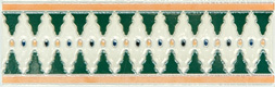 Бордюр Venus Ceramica Cen. Marrakech 8x25 897950