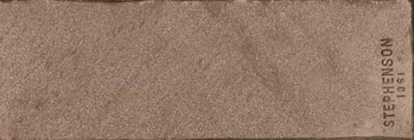 Плитка Aparici Brickwork Rev. moka ornato 20x60 настенная